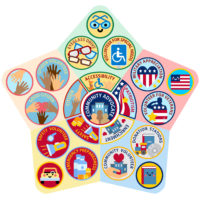 Community Service Patch Program®