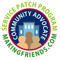 Community Service Patch Program