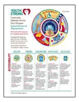 Community Service Patch Program