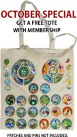 Youth Squad Tote
