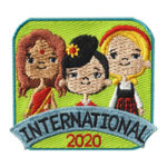 International Thinking Day 2020 Patch