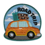 Road Trip Fun Patch