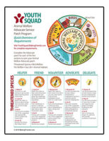 Youth Squad Animal Welfare Flyer