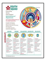 Youth Squad Community Flyer