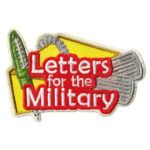 Letters for the Military Patch