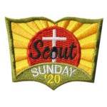 Scout Sunday 2020 Patch