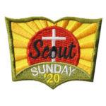 Scout Sunday 2020 Patch