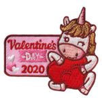 Valentine's Day 2020 Fun Patch