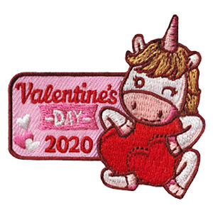 Valentine's Day 2020 Patch. The Valentine's Day 2020 patch from MakingFriends®.com is a great way to celebrate Valentine's Day! You'll find fun craft ideas and activities on our page Valentine's Day. Available at MakingFriends®.com. via @gsleader411
