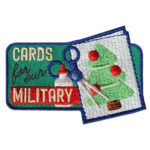Cards for our Military Patch