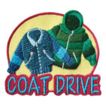Coat Drive Patch