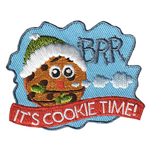It's Cookie Time Patch. 