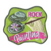Rock Painting Fun Patch