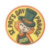 St. Patrick's Day Parade 2020 Patch