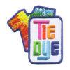 Tie Dye Fun Patch
