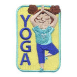 Yoga Fun Patch