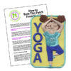 Girl Scout Yoga Patch Program