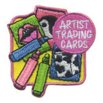 Artist Trading Cards Fun Patch