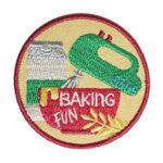 Baking Fun Patch