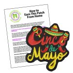 Cinco de Mayo Fun Patch