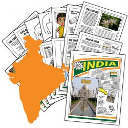 India Girl Scout Thinking Day