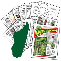 Girl Scout Thinking Day Madagascar
