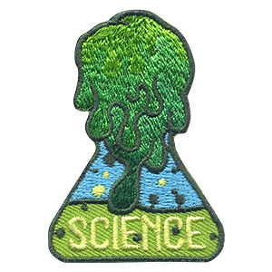 Science Slime Fun Patch