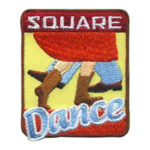 Square Dance Fun PAtch
