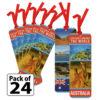 Australia Thinking Day Bookmarks