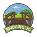 Girls Scout Brigding 2020 Fun Patch