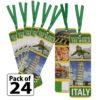 Italy Thinking Day Bookmarks