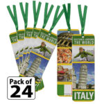 Italy Thinking Day Bookmarks