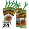 Kenya Thinking Day Bookmarks