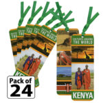 Kenya Thinking Day Bookmarks