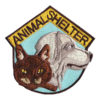 Girl Scout Animal Shelter Fun Patch