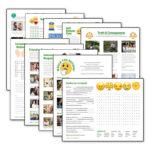 Girl Scout Law Emoji Downloads