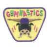 Girl Scout Gymnastics Fun Patch