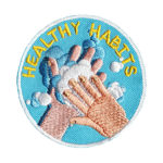 Healthy Habits Hand Washing Fun Patch