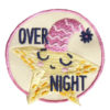 Girl Scout Over Night Fun Patch