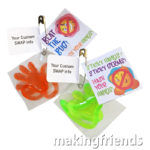 Girl Scout Stick Hand Friendship Swap Kit