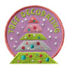 Girl Scout Tree Decorating Fun Patch