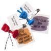 Girl Scout Healthy Hands Friendship Swap Kit