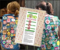 Girl Scout Badge Bond