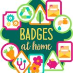 Girl Scout Badges at Home Fun Patch