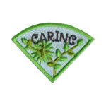 Girl Scout Considerate and Caring Character Building Patch Program®