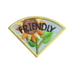 Girl Scout Friendly Character Building Patch Program®