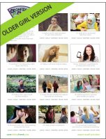 Respect Myself and Others: Girl Scout Respectful Character Building Patch Program®