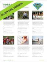 Girl Scout Law Patch Program Honest & Fair Download