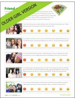 Friendly & Helpful Girl Scout Patch Program