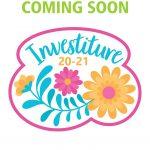 Girl Scout Investiture 20-21 Fun Patch